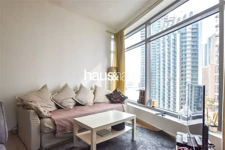 1 Bedroom Flat for Rent in Dubai Marina, Dubai - Bright | Partial Marina view| Vacant Now