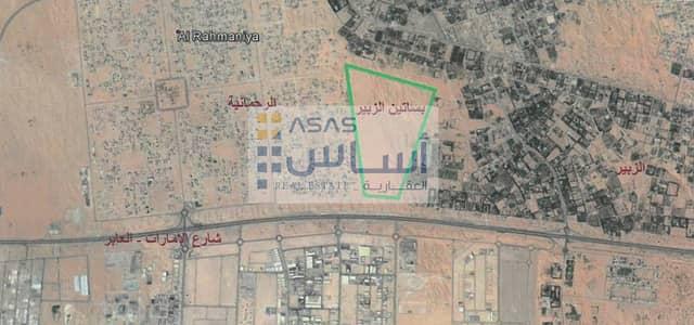 ارض سكنية  للبيع في الزبير، الشارقة - Residential Plot With Good Location and Good Price Al Zubair Area