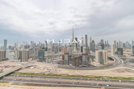 Burj Khalifa View | High Floor | Rented