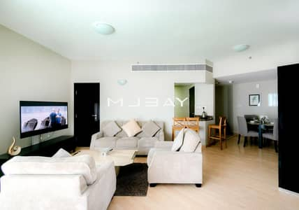 2 Bedroom Flat for Sale in Dubai Marina, Dubai - Fully Furnished 2 Bedroom | High Floor | Close to metro