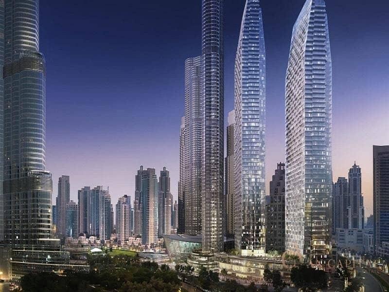 2 Desirable 2 Bedroom Apartment I Address Dubai Opera