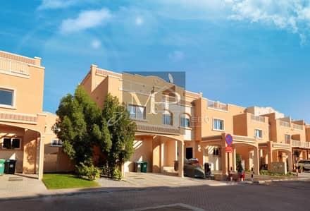 فیلا 3 غرفة نوم للايجار في الريف، أبوظبي - Single Row Spacious Mediterranean Villa
