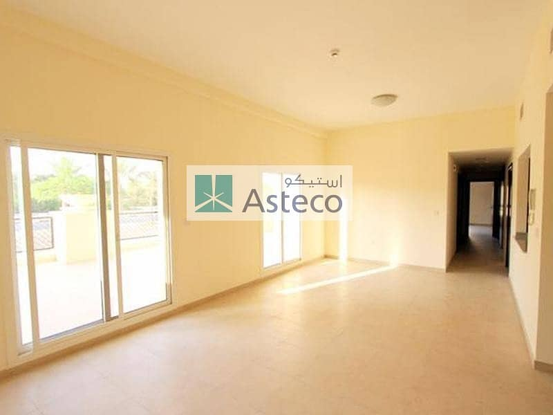 Spacious 3 Bed with Balcony and Terrace