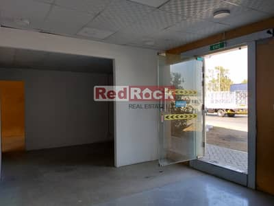 Shop Cum Warehouse of 1700 Sqft Warehouse Excellent Location in Ras Al Khor