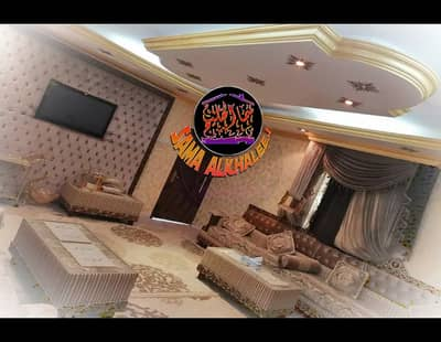 5 Bedroom Villa for Sale in Al Hamidiyah, Ajman - Upscale Villa For Sale - Equipped With Electricity And Water and Air Condition