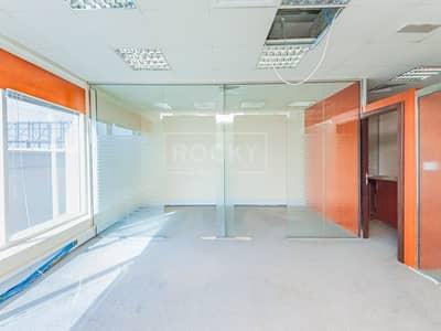 مکتب  للايجار في القوز، دبي - 1 Month Free   Fitted   Near Noor Bank Metro