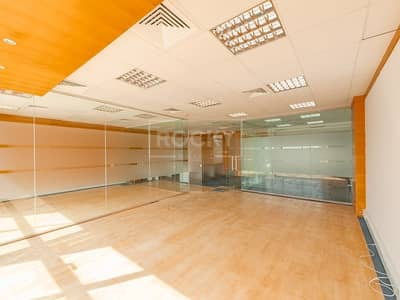 Office for Rent in Al Quoz, Dubai - Fitted | 45 Days Free | near Noor Bank Metro
