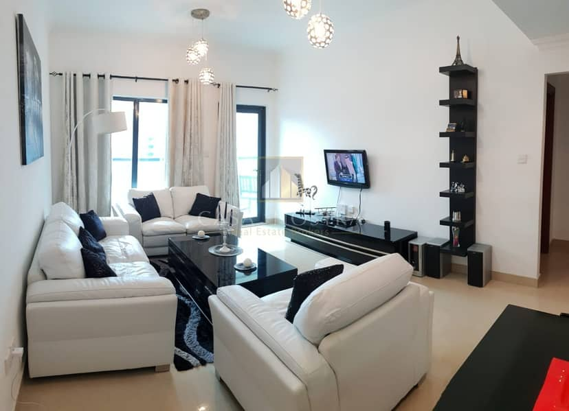 2 Hot Deal 9% ROI 1 Bedroom with Partial Sea and Marina View.
