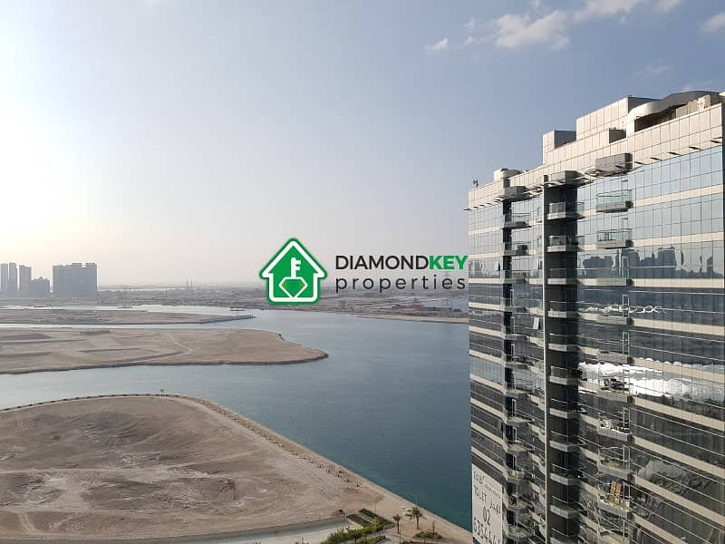شقة في برج سي سايد شمس أبوظبي جزيرة الريم 2 غرف 72000 درهم - 4404298