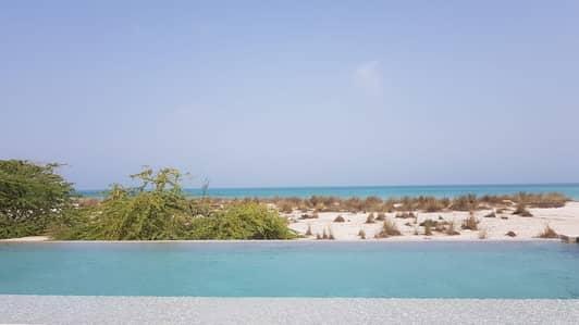 ارض سكنية  للبيع في الجرف، أبوظبي - تملك قطعه ارض علي ساحل الامارات اطاله بحريه و داخل محميه طبيعه فقط 1,929,777 درهم واقساط علي 5 سنوات ونصف