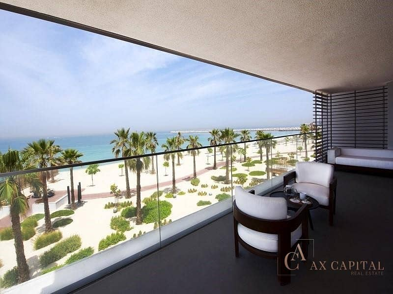 2 LUXURIOUS APARTMENT IN NIKKI BEACH