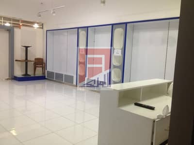 Shop for Rent in Al Rumaila, Ajman - Large and Spacious shop available in Al Rumaila