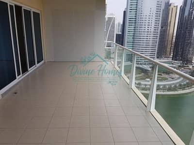 2 Bedroom Flat for Rent in Jumeirah Lake Towers (JLT), Dubai - Huge Layout | Both En Suite | Close to DMCC Metro