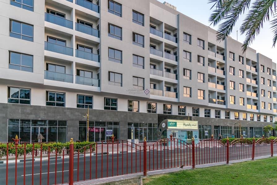 10 Brand New 1BR Hall | 2 Months Free |Al Muteena