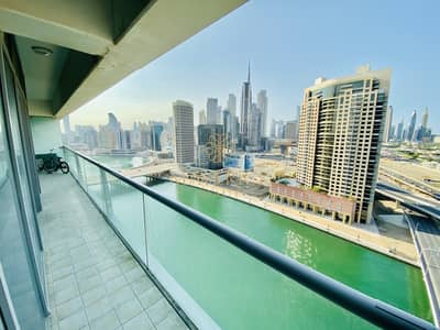 Canal View | Luxurious 3 Bedroom + Maids Room