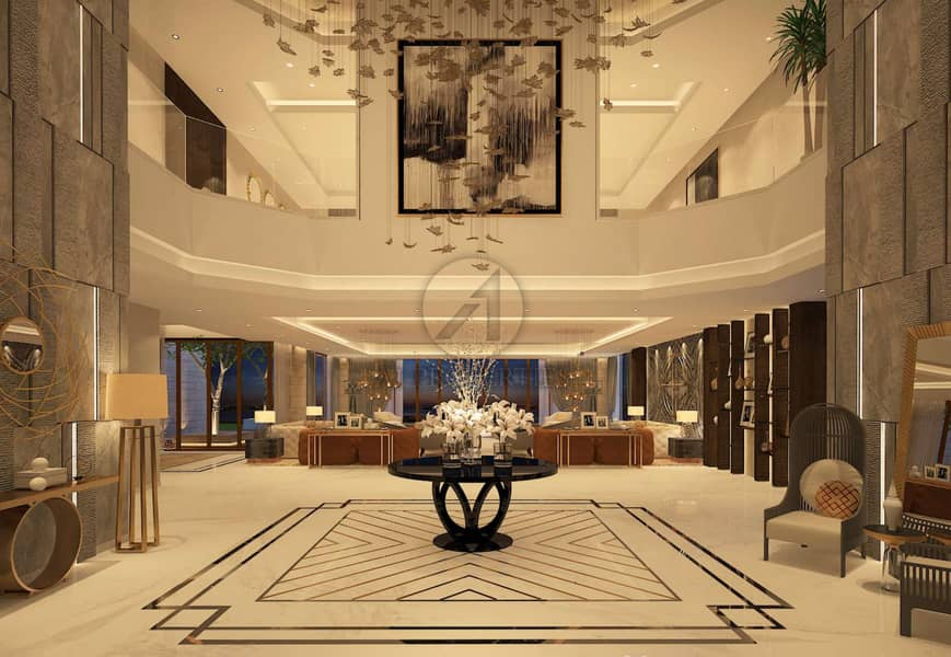 Brand New and Exclusive Palm Mega-Mansion