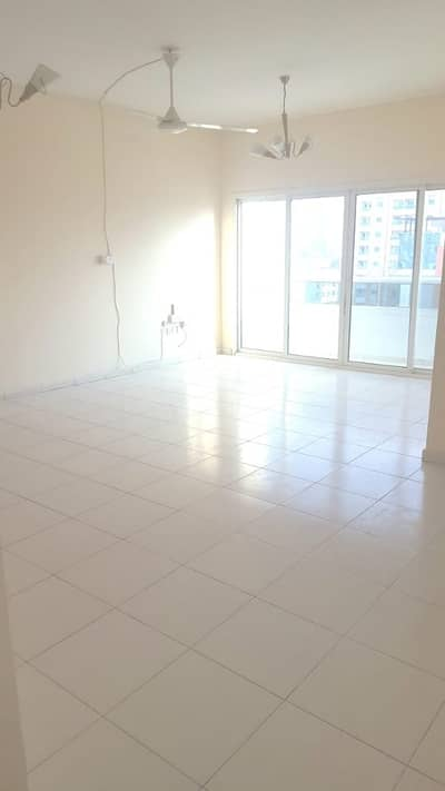 2 Bedroom Flat for Rent in Al Jurf, Ajman - Apartment is for rent  Area is sqm 2 Bedrooms  2 bathroom and Balcony
