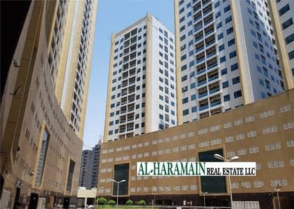 استوديو  للايجار في عجمان وسط المدينة، عجمان - شقة في أبراج لؤلؤة عجمان عجمان وسط المدينة 13000 درهم - 4404524