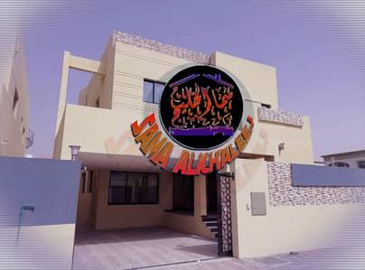5 Bedroom Villa for Sale in Al Rawda, Ajman - Fabulous 2-floors & 5 master bedrooms new Villa for sale - AJMAN