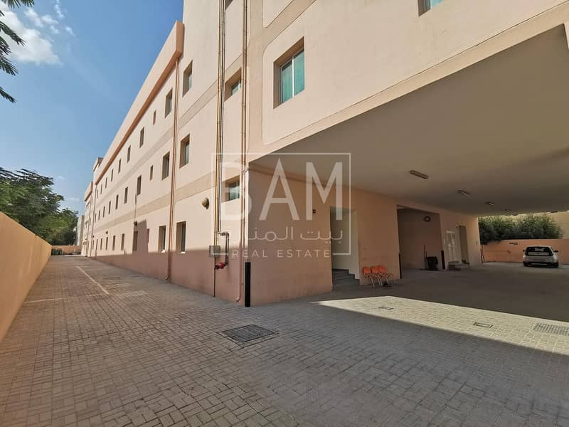 10 141 Rooms Full Camp | 804 Person Capacity | AED 440/- Per Person