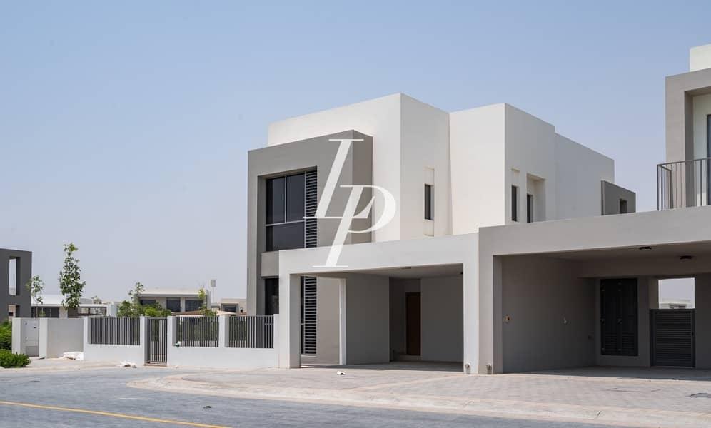 2 Stunning Type 5|Single Row Villa on Pool and Park
