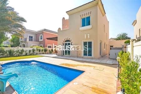 فیلا 5 غرفة نوم للايجار في مدينة دبي الرياضية، دبي - Private Pool | 5 Bedrooms | Available Now