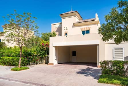 4 Bedroom Villa for Rent in Dubai Sports City, Dubai - Beautifully Landscaped|Close to Pool|Now Available