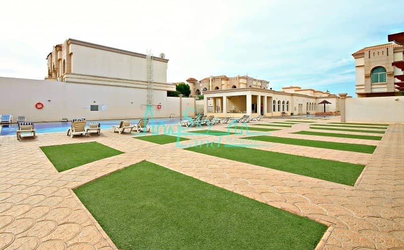 2 SPACIOUS 4BED SHARED POOL/GYM/TENNIS IN  JUMEIRAH 3