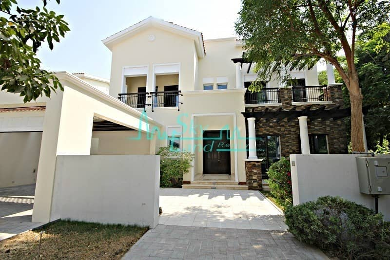 MEDITERRANEAN STYLE 4 BED VILLA WITH PRIVATE POOL IN DISTRICT ONE