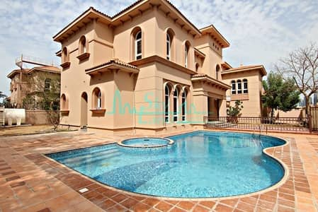 6 Bedroom Villa for Rent in Jumeirah, Dubai - AMAZING 6 BED PRIVATE POOL AND GARDEN  JUMEIRAH 3