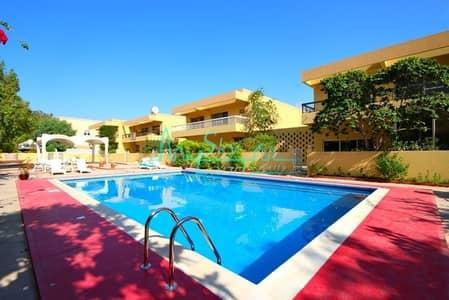 فیلا 4 غرف نوم للايجار في جميرا، دبي - RENOVATED 4 BED GARDEN SHARED POOL IN JUMEIRAH 3