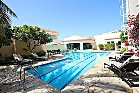 فیلا 4 غرف نوم للايجار في جميرا، دبي - MODERN 4BED+STUDY GARDEN