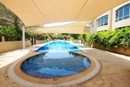 SPACIOUS 5 BED GARDEN SHARED POOL GYM UMM SUQEIM 1