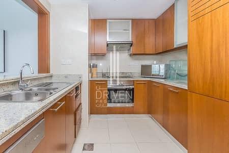 فلیٹ 2 غرفة نوم للبيع في وسط مدينة دبي، دبي - Large 2Bedroom plus Study room Apartment
