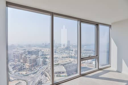 Studio for Sale in Culture Village, Dubai - High Floor Vacant Studio With Canal View