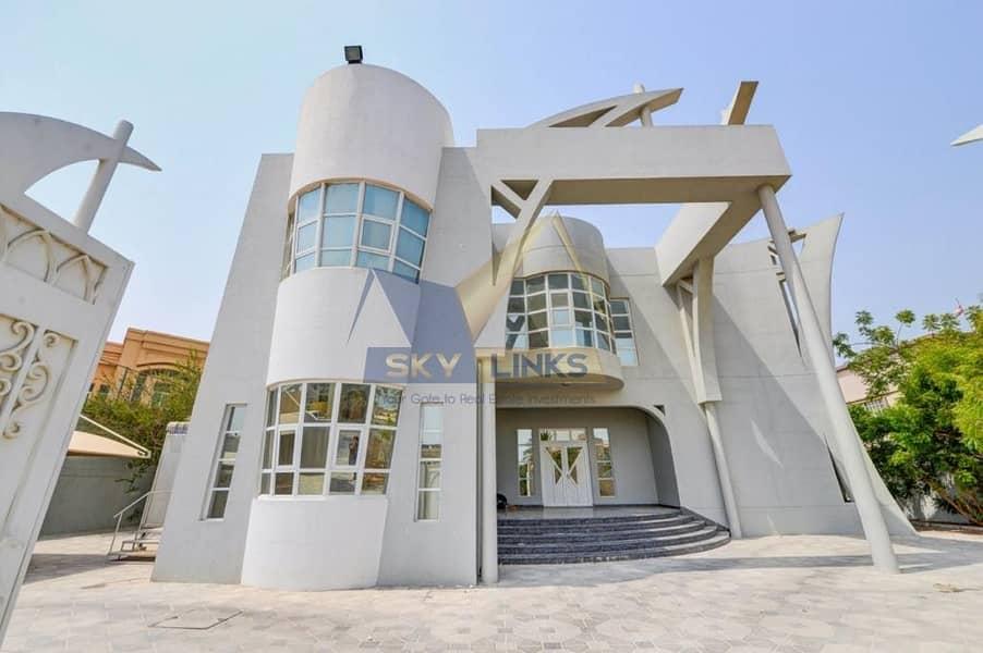 2 Spacious 5 BR + Maid Villa in Al Barsha 3