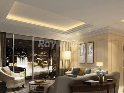 Hotel Apartment for Sale in Downtown Dubai, Dubai - Investor Deal Luxury Furnished Studio in High Floor