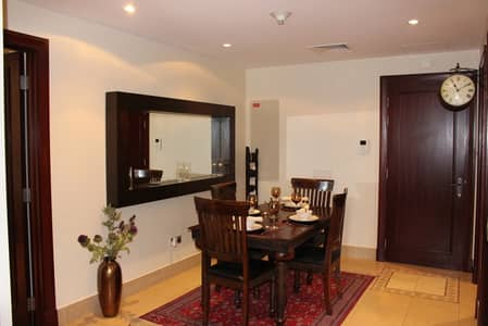 2 Bedroom Apartment for Sale in Old Town, Dubai - Vacant | Top Floor | Bright | Pool View