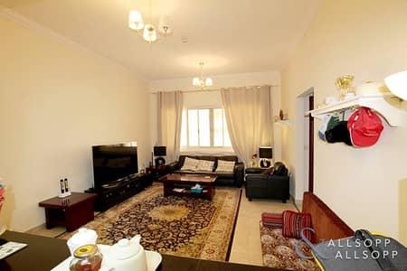 شقة 1 غرفة نوم للبيع في مدينة دبي الرياضية، دبي - Pool View | Vacant On Transfer | 847sqft