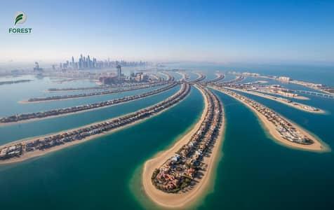 VIP|Large|Unique Plots|Palm Jumeirah|Private Beach