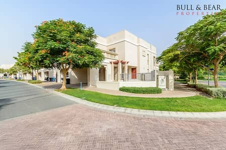 3 Bedroom Villa for Rent in Dubai Silicon Oasis, Dubai - SPACIOUS 3BR+STUDY | SINGLE ROW | END UNIT