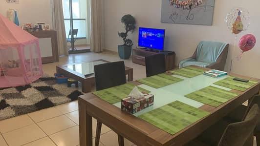 فلیٹ 1 غرفة نوم للايجار في جميرا بيتش ريزيدنس، دبي - Spacious | Fully Furnished 1 BR | Shams 1