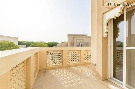 فیلا 4 غرف نوم للايجار في واحة دبي للسيليكون، دبي - فیلا في فلل السدر واحة دبي للسيليكون 4 غرف 138000 درهم - 4386406