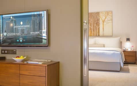 1 Bedroom Hotel Apartment for Rent in Dubai Marina, Dubai - JBR/Marina View One-Bedroom