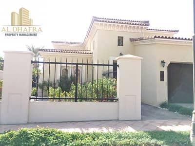 3 Bedroom Villa for Rent in Saadiyat Island, Abu Dhabi - High-End | Arabesque and Mediterranean Style