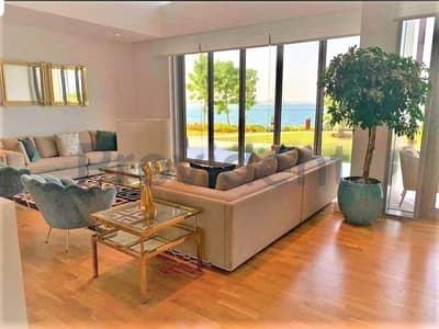 تاون هاوس 4 غرفة نوم للبيع في جزيرة بلوواترز، دبي - Exclusive Townhouse with Spectacular Full Sea view