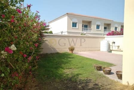 3 Bedroom Townhouse for Rent in Jumeirah Village Triangle (JVT), Dubai - Three Bed Corner With The Garden Next to Park