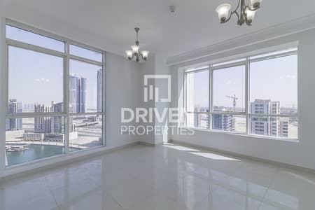 فلیٹ 3 غرف نوم للايجار في الخليج التجاري، دبي - One Month free|With Maid Room|Higher Floor