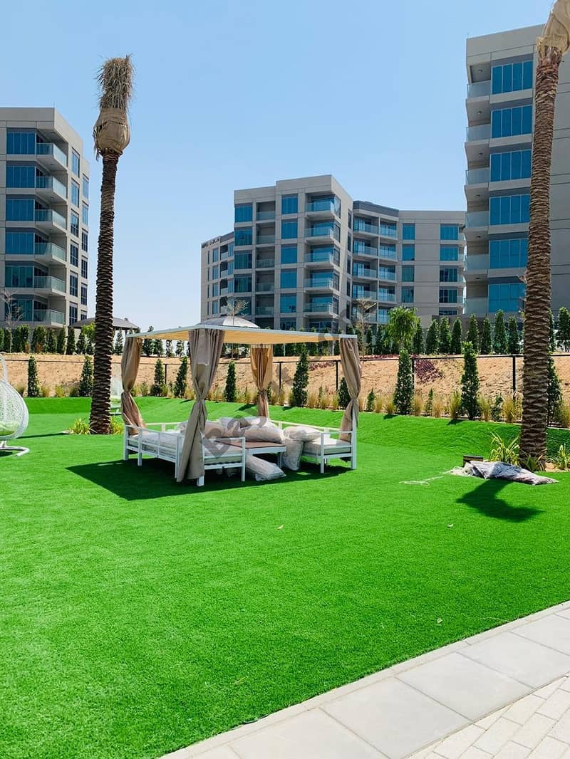 2 Bedroom In Dubai South Mag 5 With Balcony 37000/4 chq