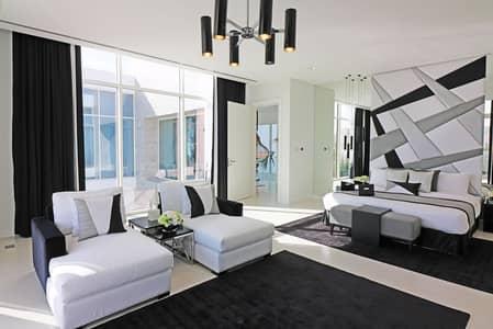 فیلا 4 غرف نوم للبيع في البراري، دبي - فيلل فاخره عصريه 4 غرف مع غرفه خادمه وغرفه سائق  جاهزه  للتسليم